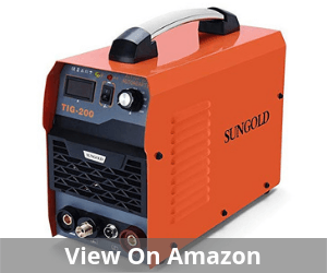 SUNGOLDPOWER TIG ARC Welder System