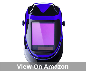 Solar Powered Welding Helmet Auto Darkening