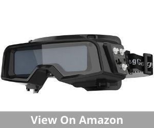 YESWELDER True Color Auto Darkening Welding Goggles