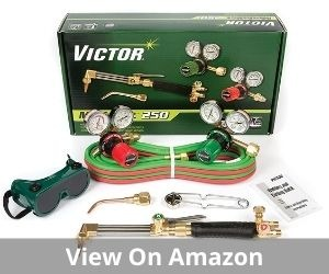 Victor Technologies Medalist 250 Cutting Torch Kit